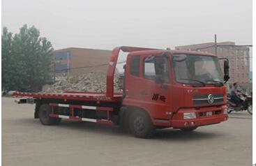 程力威牌CLW5083TQZD4型清障车