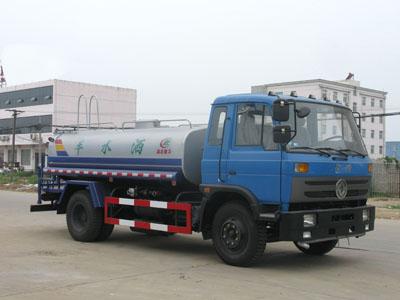 东风145型洒水车