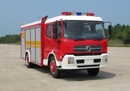 东风泡沫消防车