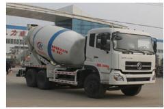 程力威牌CLW5250GJBD4型混凝土搅拌运输车