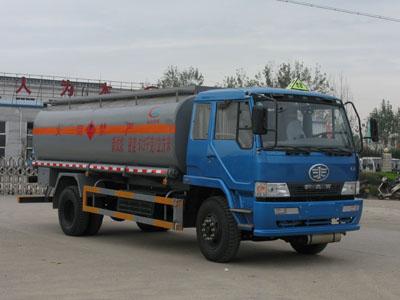 解放化工液体运输车