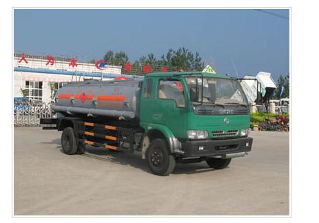 东风康霸排半化工液体运输车