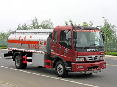 福田瑞沃加油车