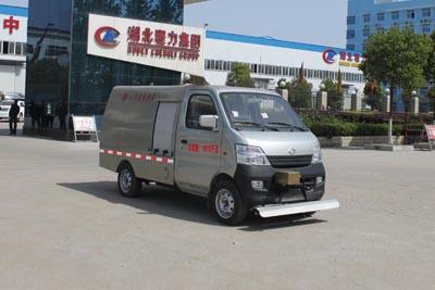 程力威牌CLW5020GQXB4型清洗车