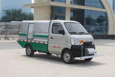 程力威牌CLW5021GQXB4型清洗车