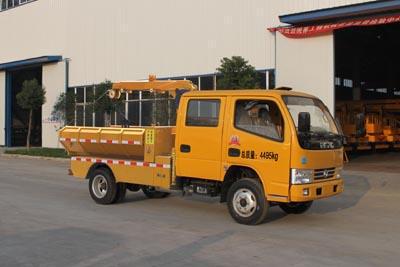 程力威牌CLW5040TQYD4型清淤车
