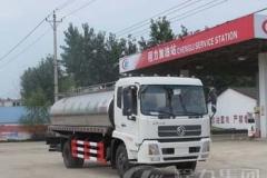 程力威牌CLW5160GNYD4型鲜奶运输车