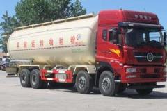 程力威牌CLW5310GFLZ4型低密度粉粒物料运输车