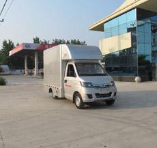 程力威牌CLW5021XSHQ4型售货车