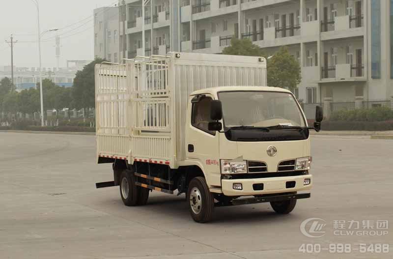 东风牌EQ5090CCY8BDCAC型仓栅式运输车