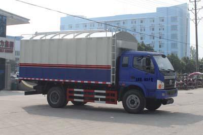 程力威牌CLW5100ZLSB4型散装粮食运输车